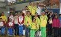 брединские спортсмены на турнире в чесме