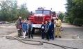 пожарные брединского района