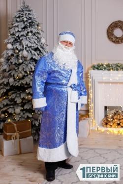Павел Верстов: «Будь счастлив в Новом году, Брединский район!»